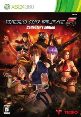 Image for Dead or Alive 5 Collector's Edition