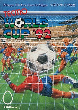 Image for Tecmo World Cup '92