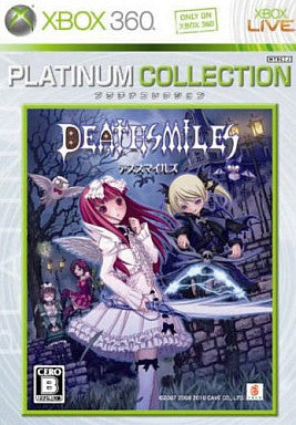 Image for Death Smiles (Platinum Collection)