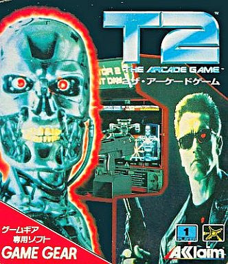 Image for T2: The Arcade Game