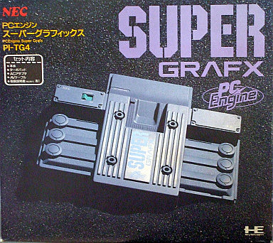 Image for PC Engine Super GRAFX
