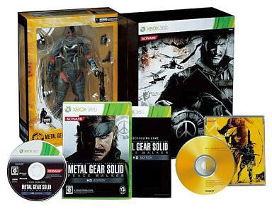 Image 1 for Metal Gear Solid: Peace Walker HD Edition [Limited Edition]