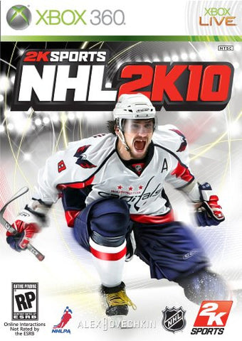 Image for NHL 2K10