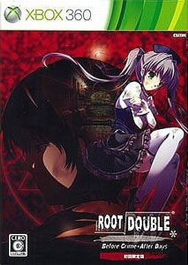 Root Double: Before Crime * After Days [Limited Edition]