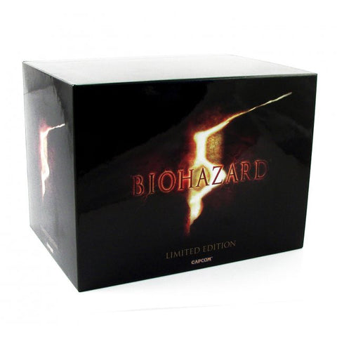 Image for Biohazard 5 [e-capcom Limited Edition]