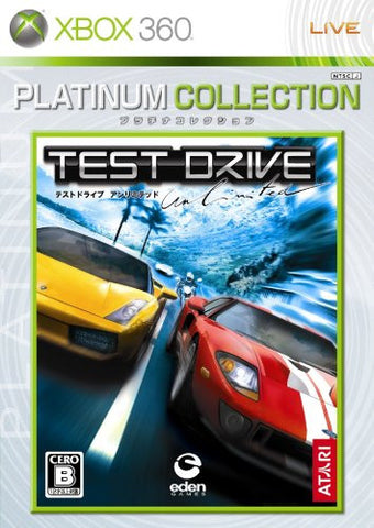 Image for Test Drive Unlimited (Platinum Collection)