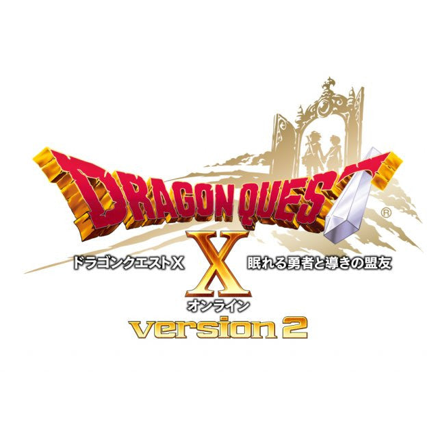 Dragon Quest X Nemureru Yuusha to Michibiki no Meiyuu Online