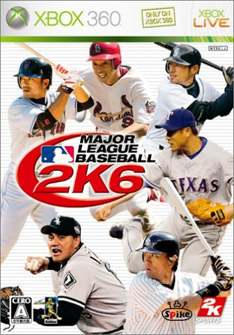 Image for Major League Baseball 2K6