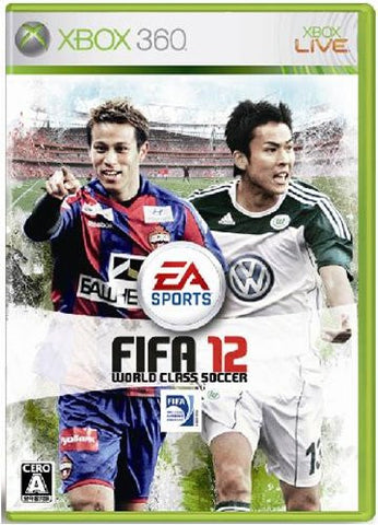 Image for FIFA 12: World Class Soccer
