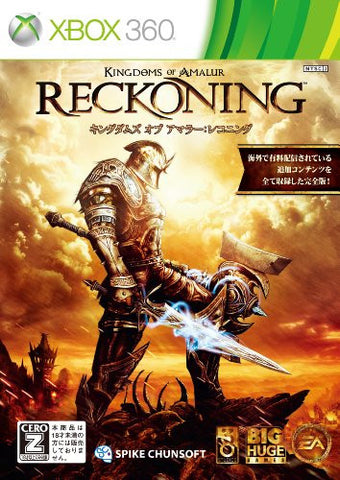 Image for Kingdoms of Amalur: Reckoning