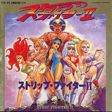 Image for Strip Fighter II
