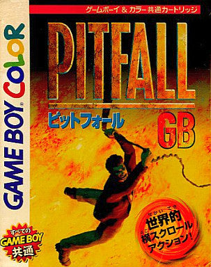 Image for Pitfall GB