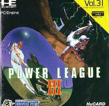 Image for Power League III