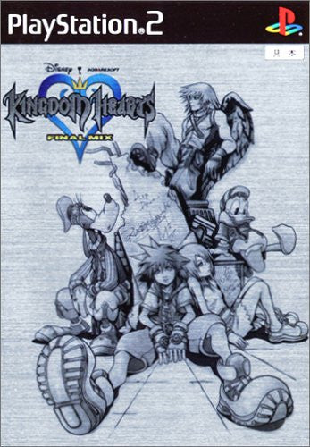 Image 1 for Kingdom Hearts Final Mix