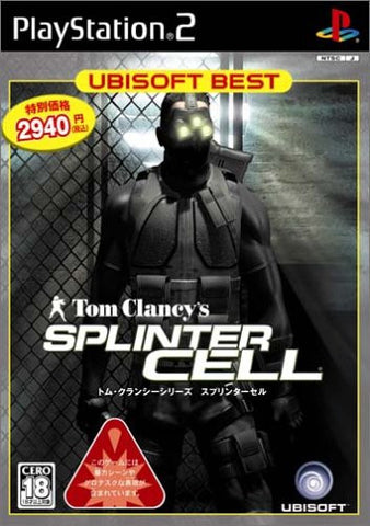 Image for Tom Clancy's Splinter Cell (Ubisoft Best)