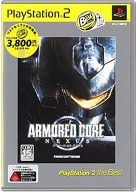 Image for Armored Core: Nexus (PlayStation2 the Best)