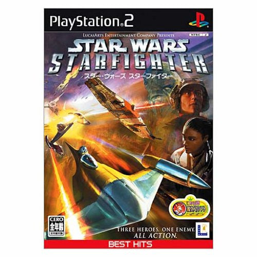 Image 1 for Star Wars: Starfighter (EA Best Hits)
