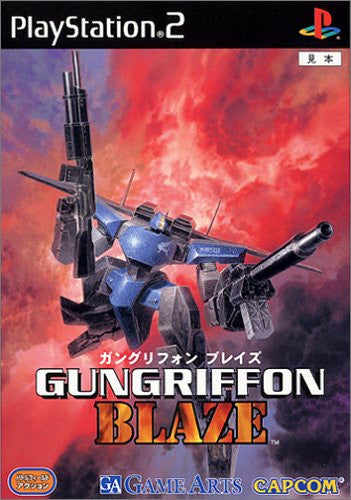 Image 1 for GunGriffon Blaze