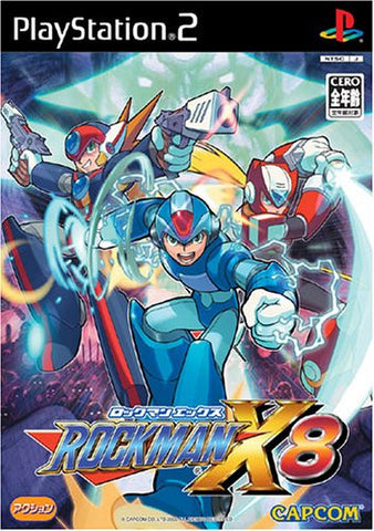 Image for RockMan X8