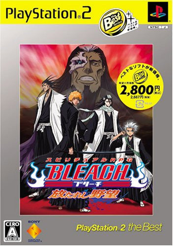 Image 1 for Bleach: Hanatareshi Yabou (PlayStation2 the Best)