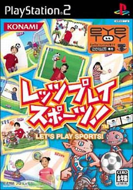 Image for EyeToy Sports / Let's Play Sports!