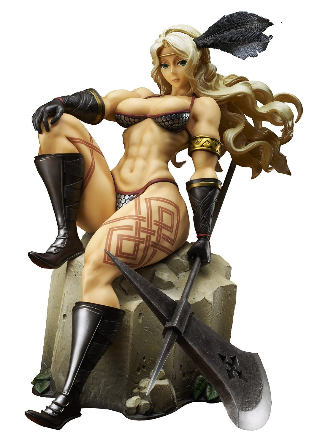 Image 1 for Dragon's Crown - Amazon - Gigantic Series (X-Plus)