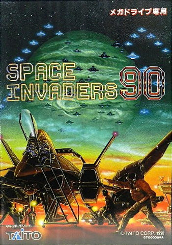 Image for Space Invaders 90