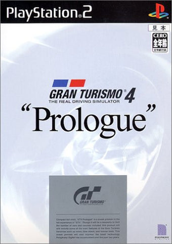 Image for Gran Turismo 4 Prologue