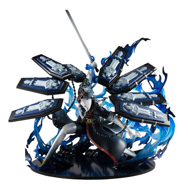 Persona 3 Thanatos Game Characters Collection Dx Megahouse