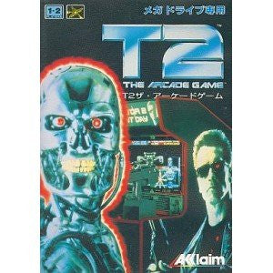 Image for Terminator 2: The Arcade Game