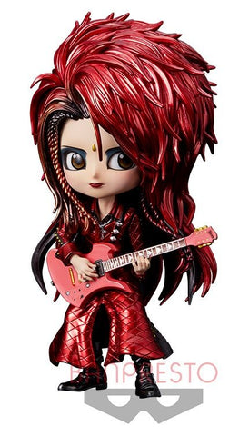 X Japan - hide - Q Posket - Vol.6 - Metallic Color ver. (Bandai Spirits)