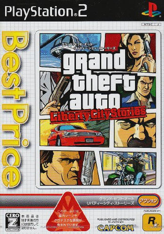 Image for Grand Theft Auto: Liberty City Stories (Best Price!)