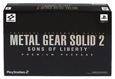 Metal Gear Solid 2: Sons of Liberty Premium Package