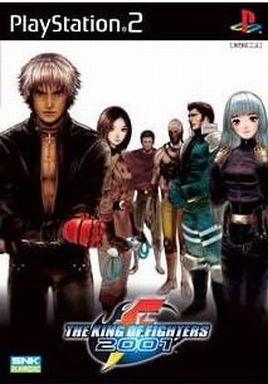 Image for The King of Fighters 2001 (SNK Best Collection)
