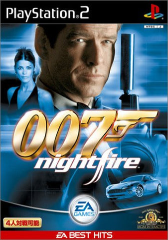 Image for James Bond 007: NightFire (EA Best Hits)