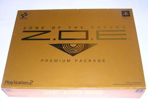 Image for Z.O.E.: Zone of the Enders [Premium Package]
