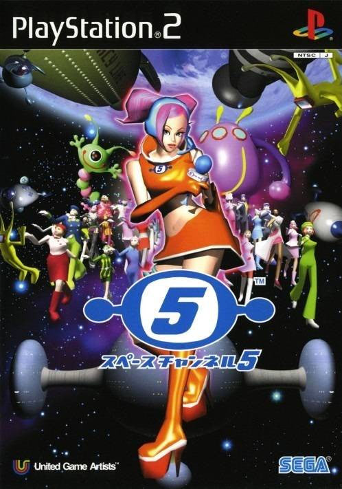 Image 1 for Space Channel 5