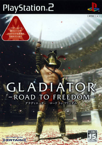Image for Gladiator: Road to Freedom Special Remix (Ertain the Best)
