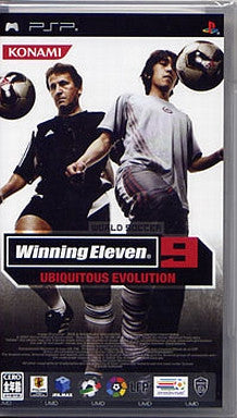 Winning Eleven 9: Ubiquitous Evolution