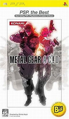 Image for Metal Gear: Acid (PSP the Best)