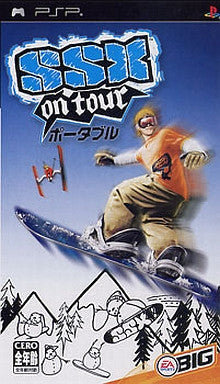 Image for SSX on Tour