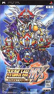 Image 1 for Super Robot Taisen MX Portable