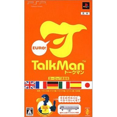 Image 1 for Talkman Euro (w/ Microphone)