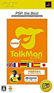 Image for Talkman Euro (w/ Microphone) (PSP the Best)