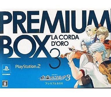Image for Kiniro no Corda 3 [Premium Box]