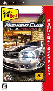 Image for Midnight Club: LA Remix (Spike the Best)