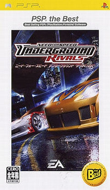 Need for Speed Underground Rivals (PSP the Best)