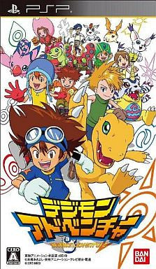 Image for Digimon Adventure