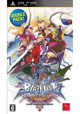 Image for Blazblue: Continuum Shift Extend Double Pack