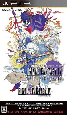 Image 1 for Final Fantasy IV Complete Collection
